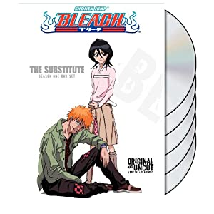 Bleach Uncut Season1 Box Set (Standard Edition)