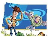 Disney Toy Story 3 Plastic Tablecover 120 X 180 Cm