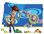 Amscan Toy Story 3 Plastic Tablecover