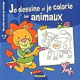 echange, troc Jean-Claude Gibert - Je dessine et je colorie les animaux : 4-6 ans