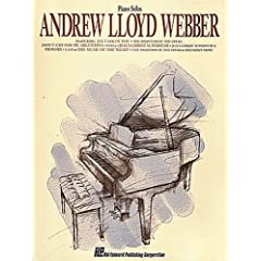 Andrew Lloyd Webber for Piano (Compilation of Best Songs)