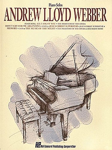Andrew Lloyd Webber For Piano (Andrew Lloyd Webber Sheet Music compare prices)