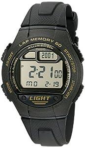 Casio Men's W734-9AV Classic Digital Sport Watch