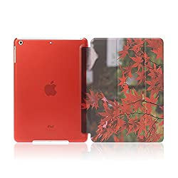 Flower Design Flip Case Cover For Ipad Air /Ipad 5