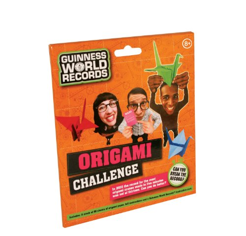 Guinness World Record Origami Challenge