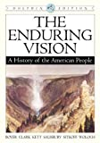 The Enduring Vision: A History of the American People, Dolphin Edition, Complete (0618473092) by Paul S. Boyer