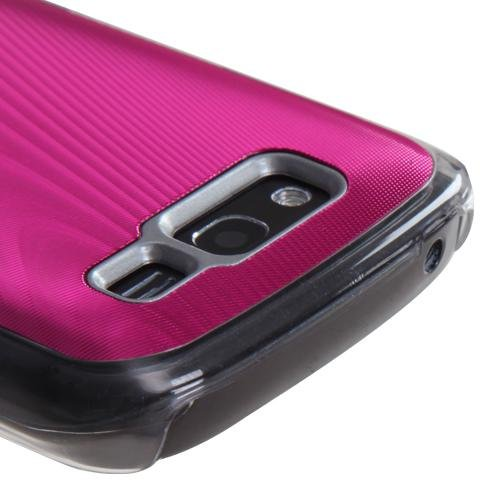 Warrior Wireless TM Samsung T769 Galaxy S Blaze 4G Hot Pink Cosmo Back Protector Case Cover Bundle ITEM CELLPHONE STAND - By TheTargetBuys