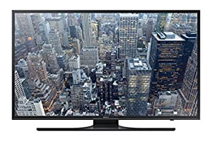 Samsung UN60JU6500 60-Inch 4K Ultra HD Smart LED TV (Father's Day Special) by Samsung