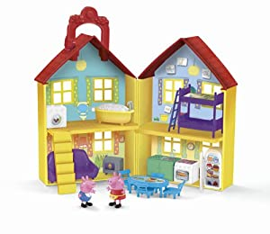 fisher price peppa pig peek 39 n surprise. Black Bedroom Furniture Sets. Home Design Ideas