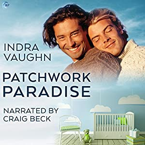 Patchwork Paradise Audiobook