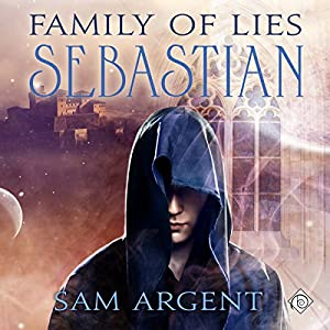 family of lies: sebastian book cover