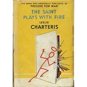 Leslie Charteris Prelude for War