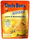 #5: UNCLE BENS Express Lemon and Rosemary Rice 250 g (Pack of 6)
