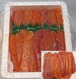 博多食材工房 期間限定《売り切れ御免》 国産鱈子使用 切上1Kg わけあり 無選別 無着色 067-337 国産切子1K