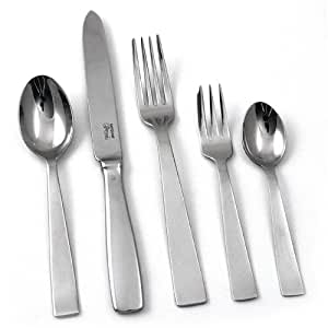 Giò Ponti flatware, 5 piece place set