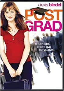"Cover of ""Post Grad"""