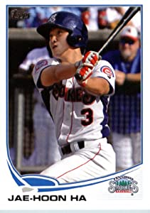 2013 Topps Pro Debut Baseball Card # 157 Jae-Hoon Ha - Tennesse Smokies (Prospect... by 2013 Topps Pro Debut