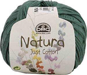 DMC Natura 50g about 155m col.54/Green Smoke 5 coin set (japan import) by Dee MC