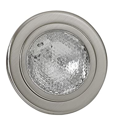 ITC (81929NI-DB) Decor Brushed Nickel Flush Mount Overhead Light