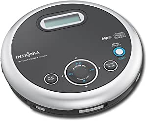 Insignia Portable CD Player (NS-P5113)