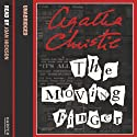 The Moving Finger Audiobook by Agatha Christie Narrated by Joan Hickson