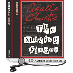 The Moving Finger (Unabridged)