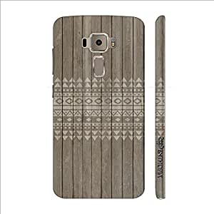 Enthopia Designer Hardshell Case Rugged but clean Back Cover for Asus Zenfone 3 ZE520KL