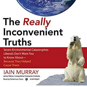 The Really Inconvenient Truths Audiobook