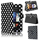 Swees® Kindle Fire HD Premium Folio Smart Case / Cover and Flip Stand for Kindle Fire HD 7