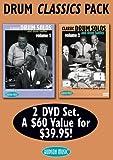 echange, troc Drum Classics Pack: Classic Drum Solos & Drum [Import anglais]