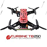 ARRIS® TB-250 FPV 250 5.8G Real-time Racing Drone RC Racer Quadcopter Assembled BNF With Carrying Bag