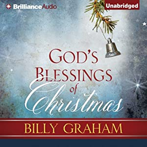 God's Blessings of Christmas Audiobook