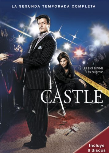 Castle - Temporada 2 [DVD]