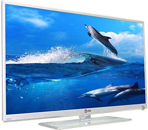 "Upstar 43"" Led Multimedia Display Monitor Hd 1920 X 1080 Hdmi Usb Vga"
