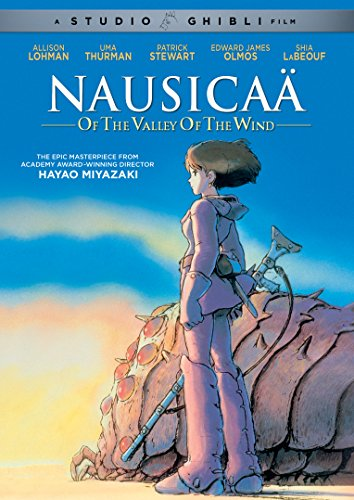 DVD : Nausicaä of the Valley of the Wind (Widescreen)