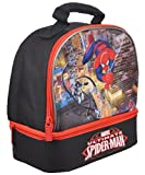 Marvel Spiderman Dual Lunch Box Kit