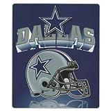 "Dallas Cowboys light weight 50"" x 60"" Fleece Blanket"