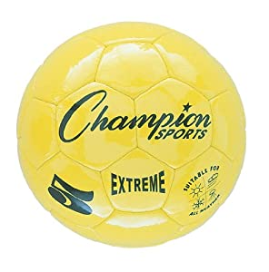 Buy Champion Sports Extreme Series Soccer Ball by Champion Sports