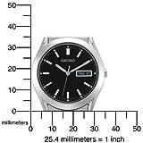 Seiko Men's SGF719 Dress Silver-Tone Watch