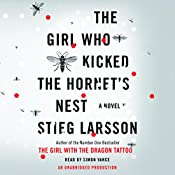 The Girl Who Kicked the Hornet's Nest: The Millennium Series, Book 3 | Stieg Larsson