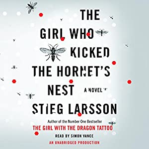 The Girl Who Kicked the Hornet's Nest Audiobook