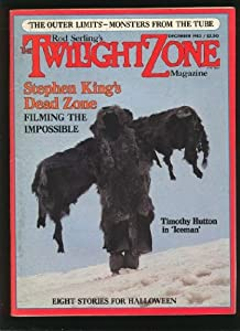 Rod Serling's The Twilight Zone Magazine, December 1983 (Vol. 3, No. 5) by Ramsey Campbell, Chet Williamson and Fredric Brown