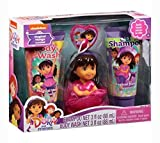 Dora The Explorer And Friends Soap & Scrub Bath Gift Set By Dora And Friends