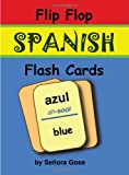 Flip Flop Spanish Flash Cards: Azul (cards) (English and Spanish Edition)