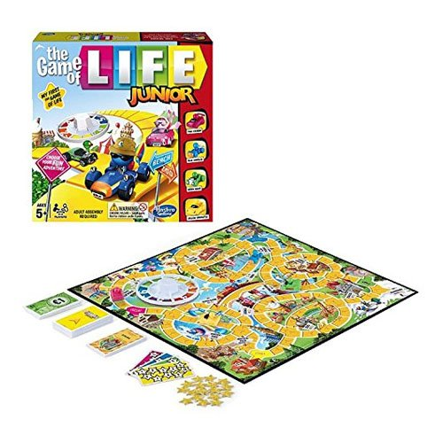 game-of-life-junior-game