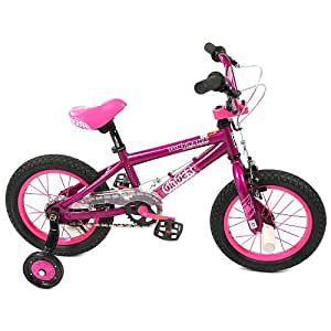 Amazon.com : Tony Hawk 14 inch Girls Ginger Bike : Childrens Bicycles