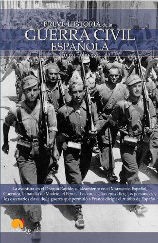 Breve Historia de la Guerra Civil Espanola (Breve Historia/ Brief History) (Spanish Edition)