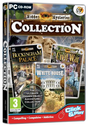 Hidden Mysteries Collection Triple Pack   (PC)