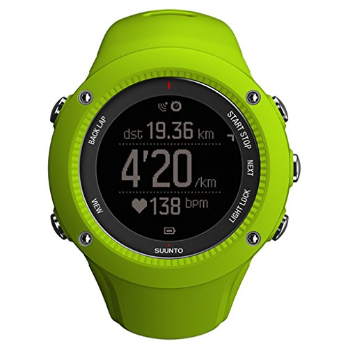 Suunto Ambit3 Run Montre avec GPS Lime