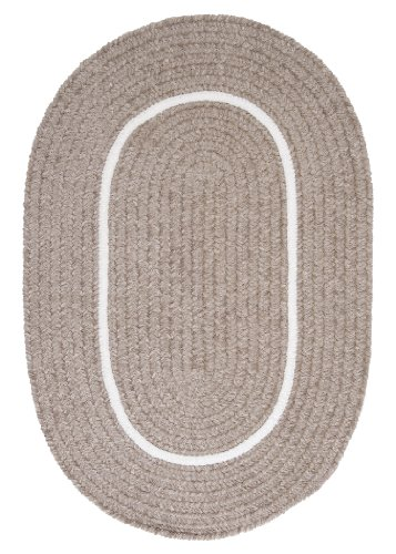 Silhouette Rug, 2 By 6-Feet, Stone front-838748